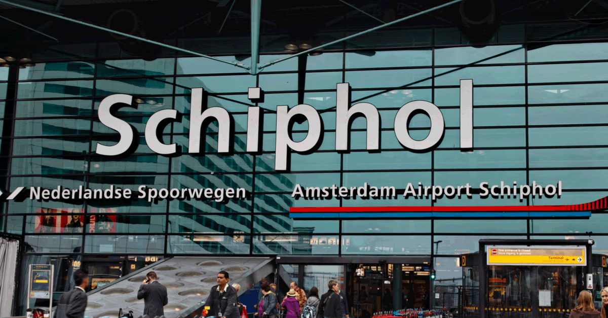 オランダ最大の国際空港に仮想通貨ATM設置へ!