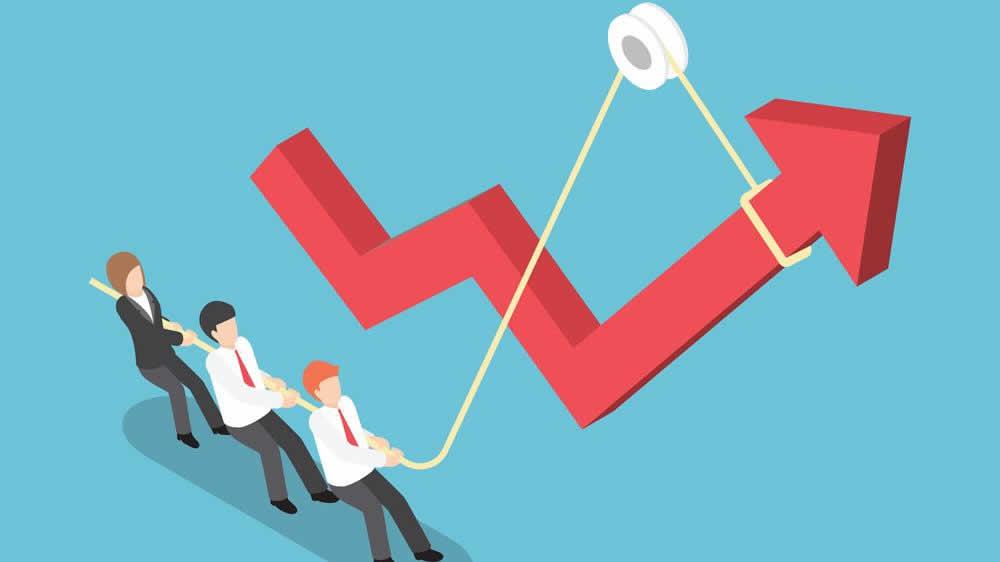 11月22日12:00頃からモナコイン(MONA)が急激に高騰中。まもなく400円台へ