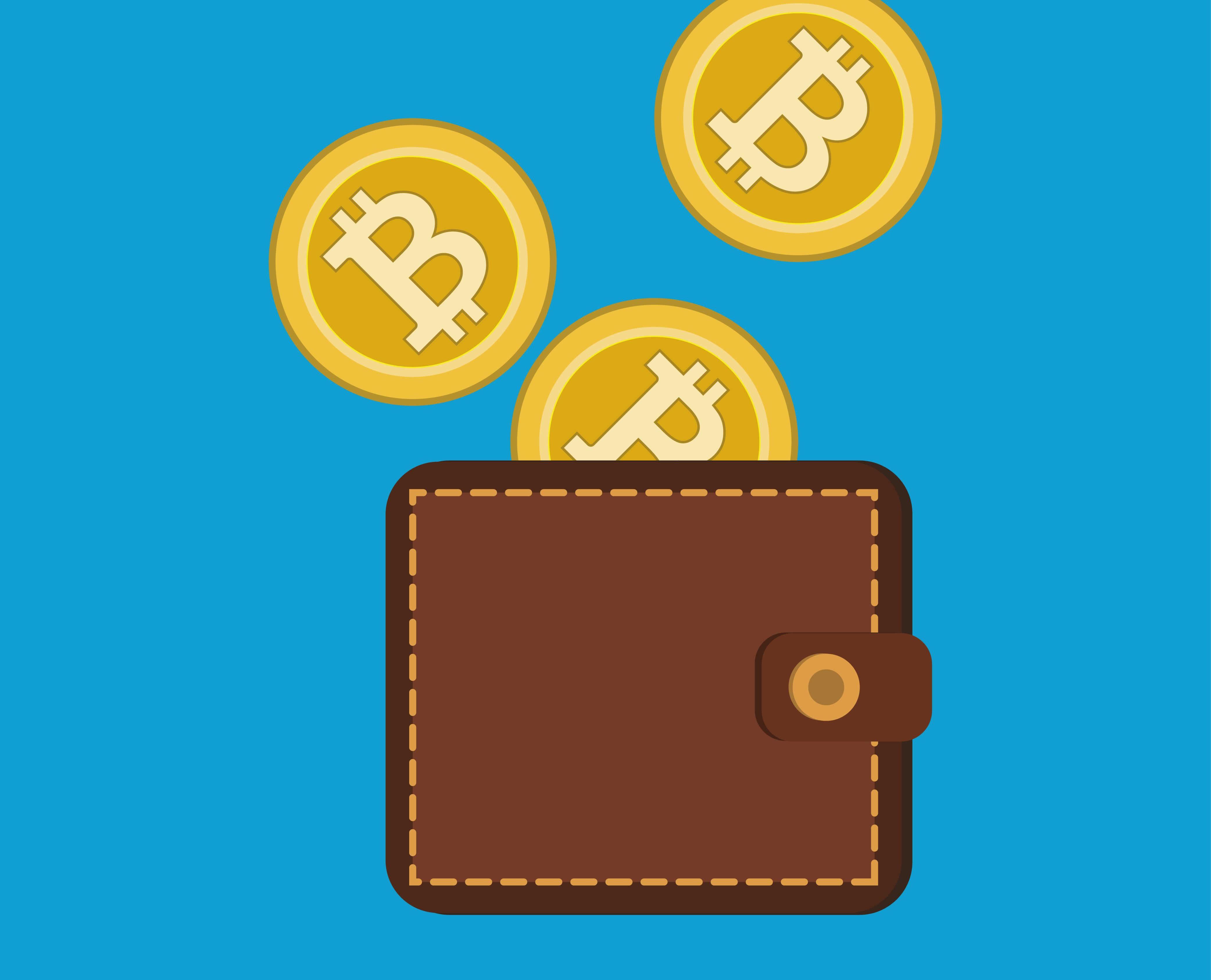 ビットコインのお財布「ウォレット」って何?ウォレットの種類と使い方