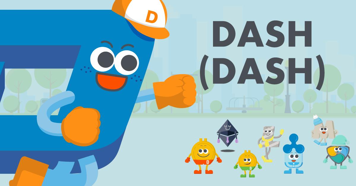 仮想通貨ダッシュ(Dash/DASH)の特徴、将来性、価格、取り扱い取引所は?評価やよくある質問も紹介!