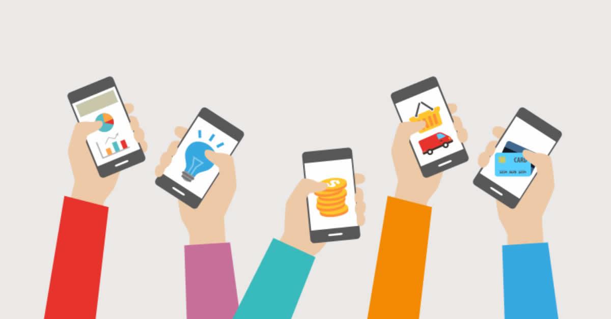 AppStore・GooglePlayにてbitFlyerやCoincheckのスマホアプリが上位ランクイン!