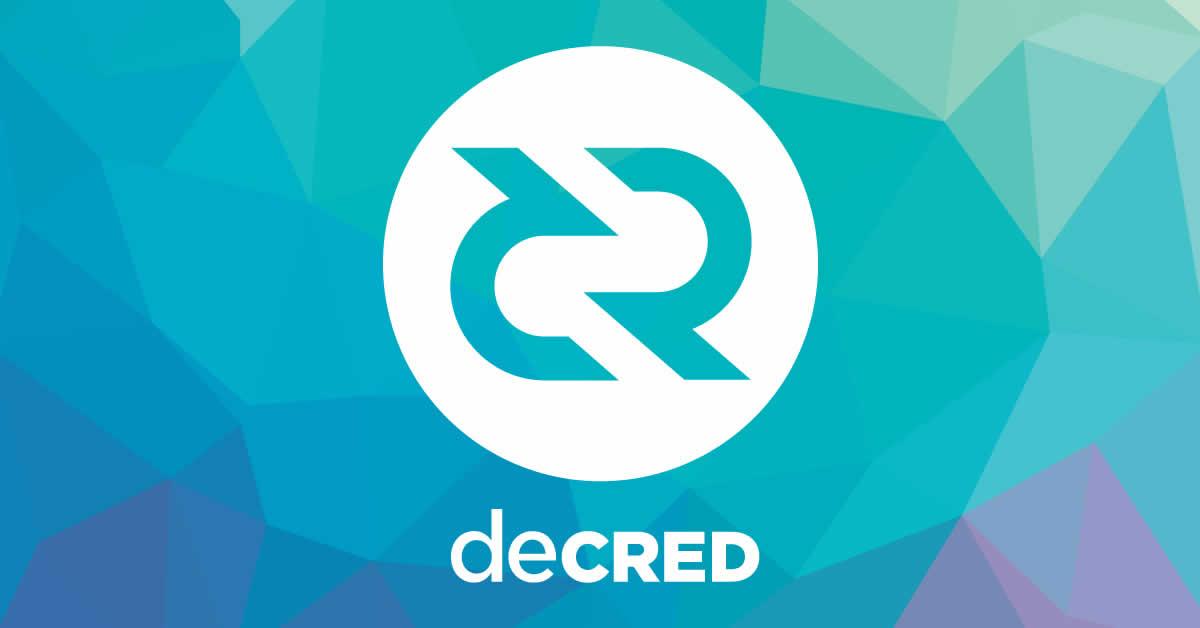 仮想通貨Decred(ディークレッド/DCR)の特徴、価格、取引所、将来性は?