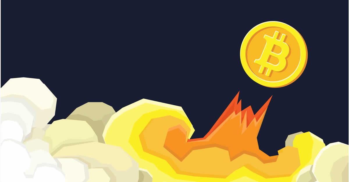 どこまで伸びる!?高騰中のビットコイン(BTC)が遂に170万円突破!