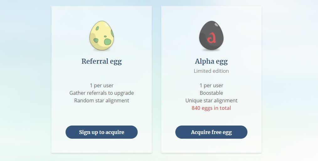 イーサリアムでたまごっち!?卵を育てる「Aethia」がリリース予定