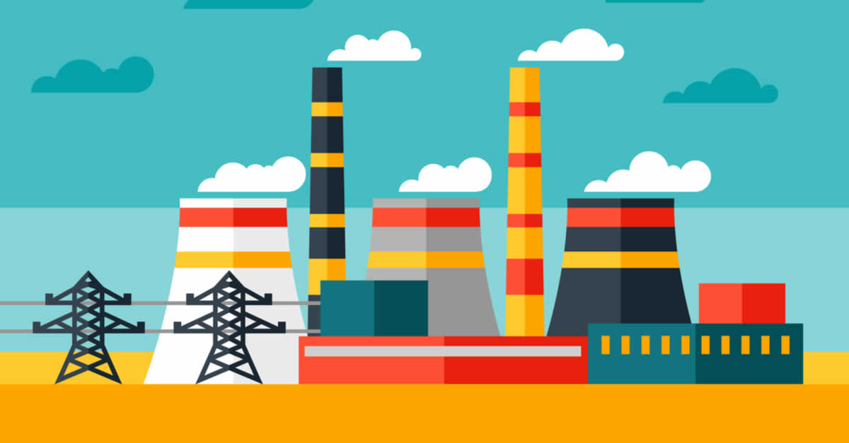 シベリアの発電所にマイニングファームを建設。余剰電力でマイニング予定