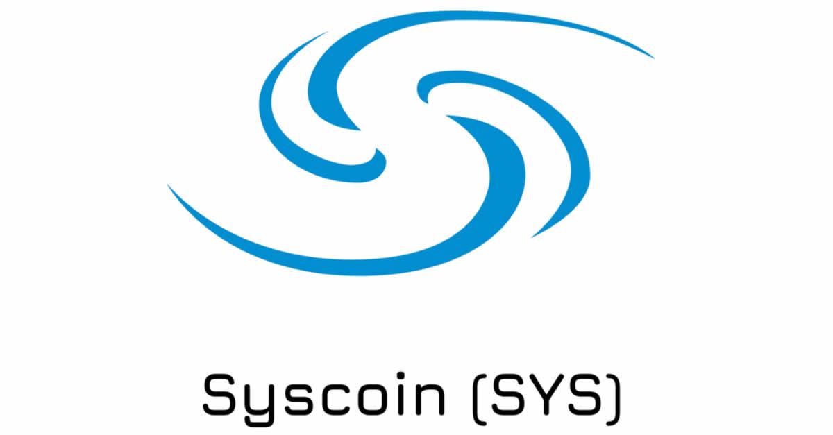 仮想通貨シスコイン(Syscoin/SYS)の特徴、将来性は?