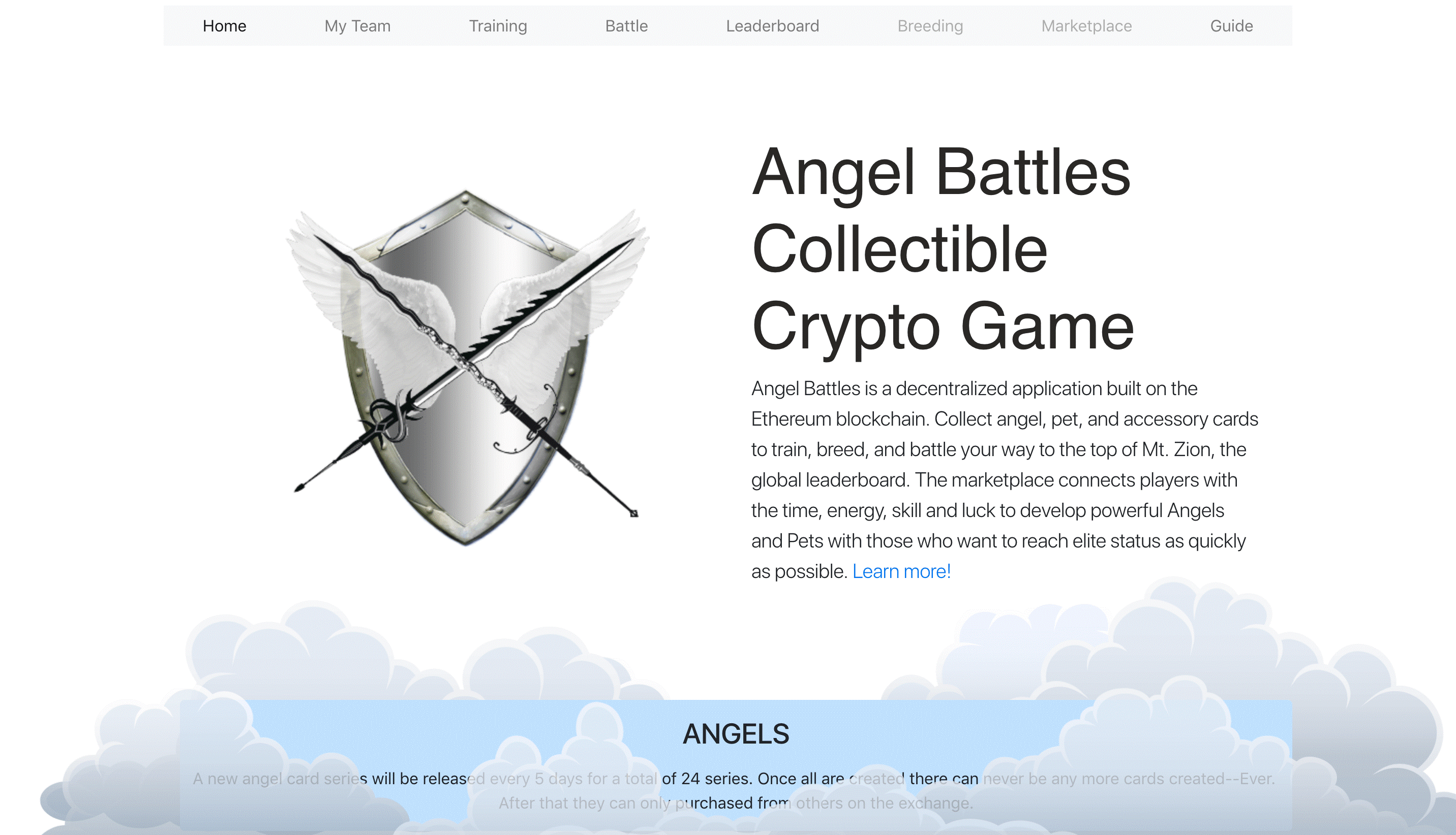 イーサリアムで天使を育成!DApps「Angel Battles(エンジェルバトルズ)」の特徴と遊び方は?