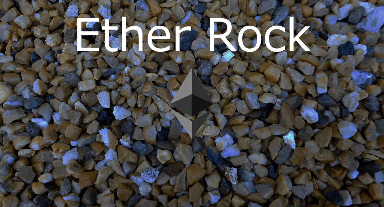 ブロックチェーンで石を愛でる!?DApps「Ether Rock(イーサーロック)」の特徴と遊び方は?