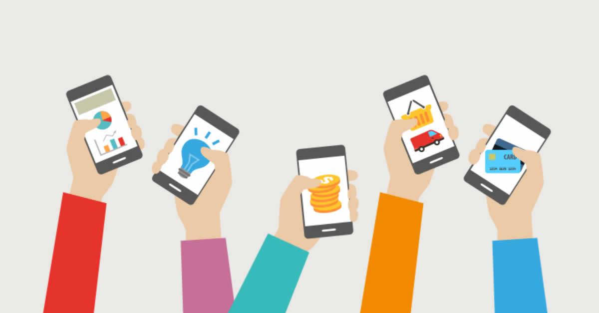仮想通貨取引の便利アプリiPhone編!CoinCap(コインキャップ)の特徴や使い方は?