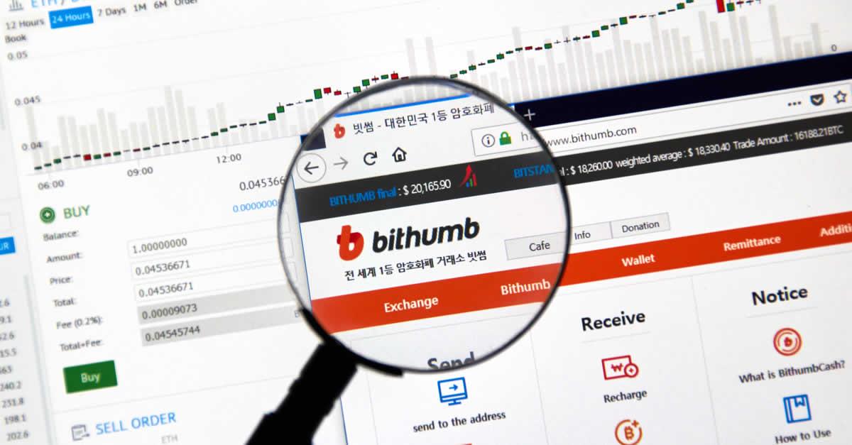Bithumb、韓国の大手旅行サイト運営会社と業務提携。50,000以上のホテルで仮想通貨決済が可能に