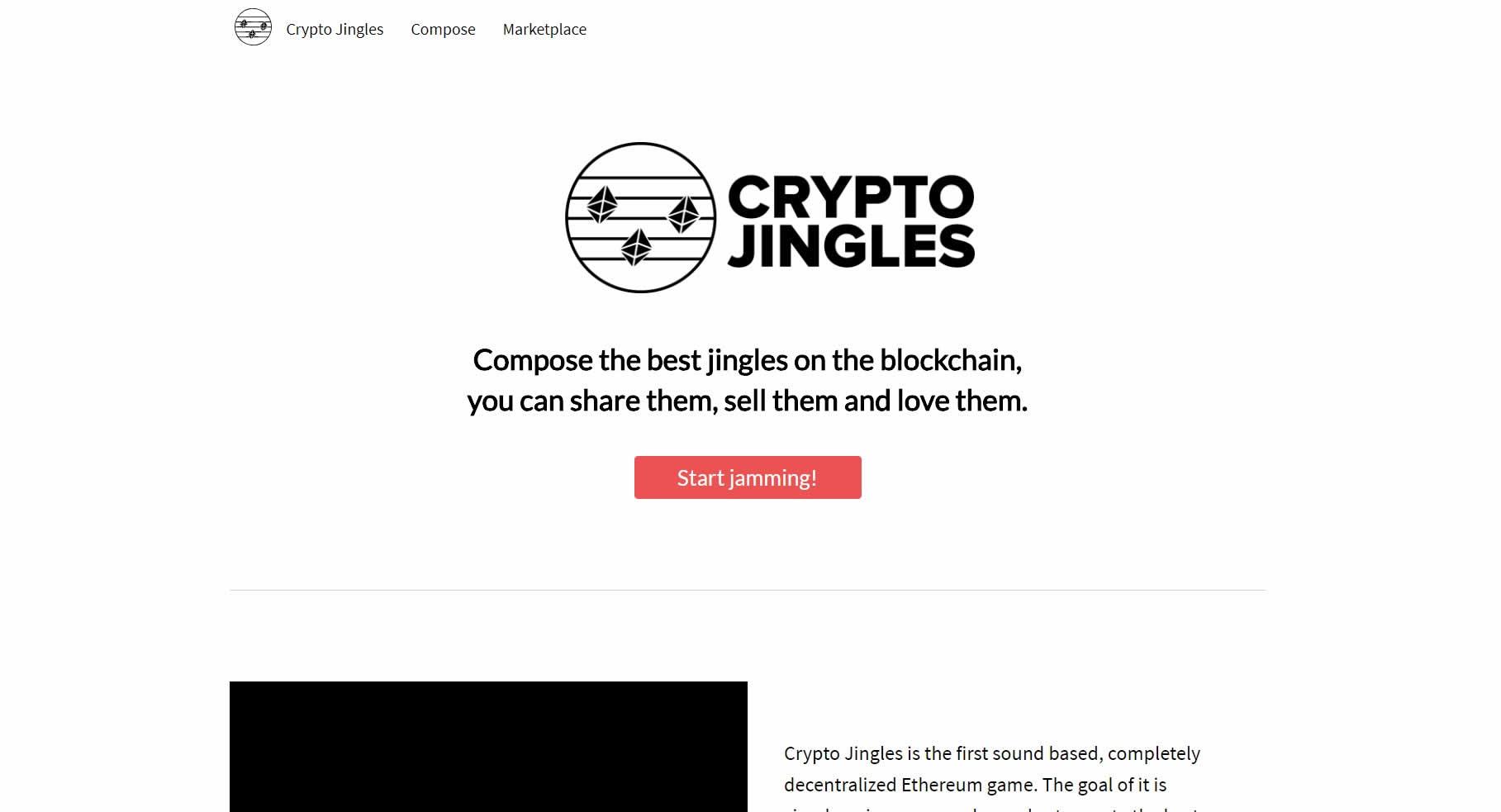 ブロックチェーン×サウンドアート!DApps「CryptoJingles(クリプトジングルス)」の特徴と遊び方は?