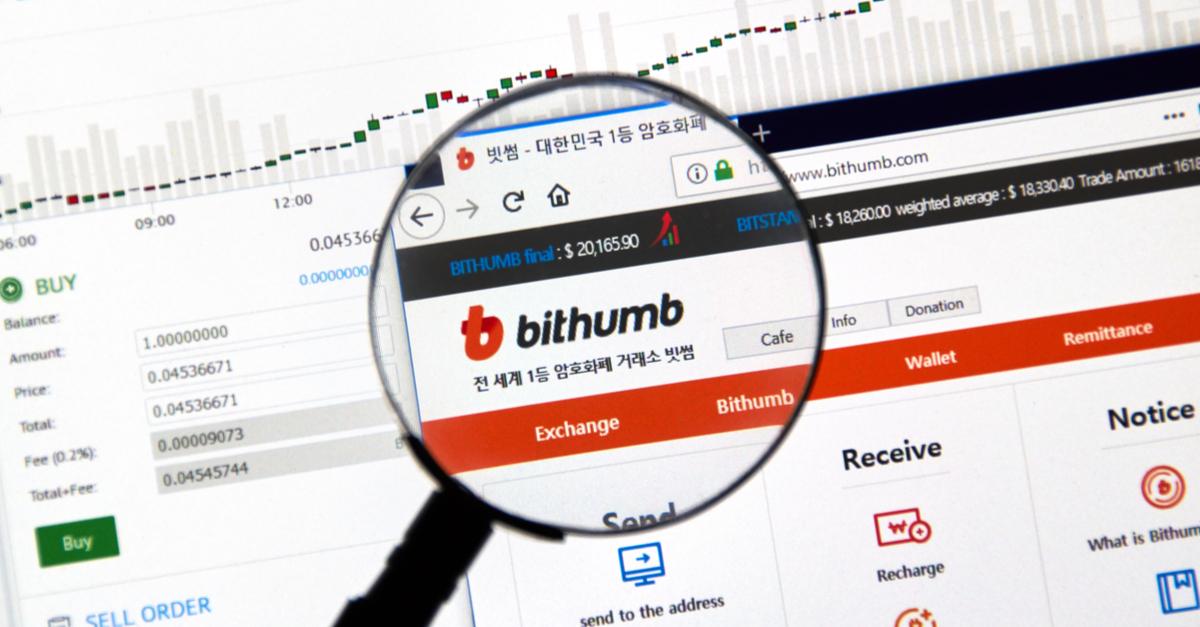 韓国の大手仮想通貨取引所Bithumb、独自トークン発行予定