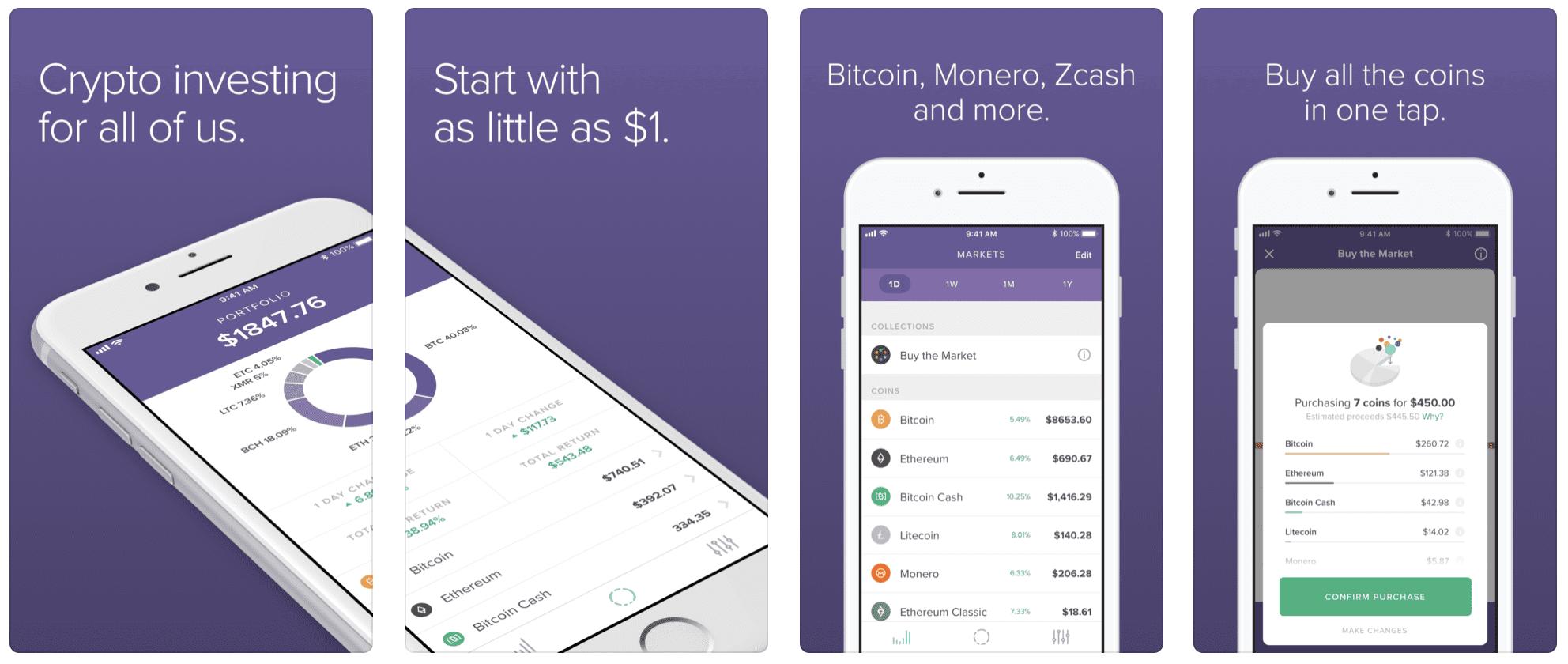 Circle社の仮想通貨取引アプリ「Circle Invest」に初心者向け新機能追加