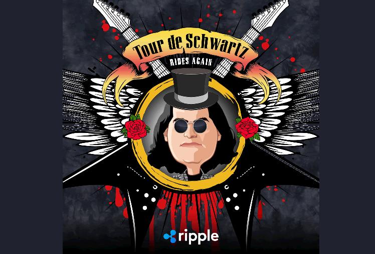 リップル開発者のDavid Schwartz氏がヨーロッパツアー開催