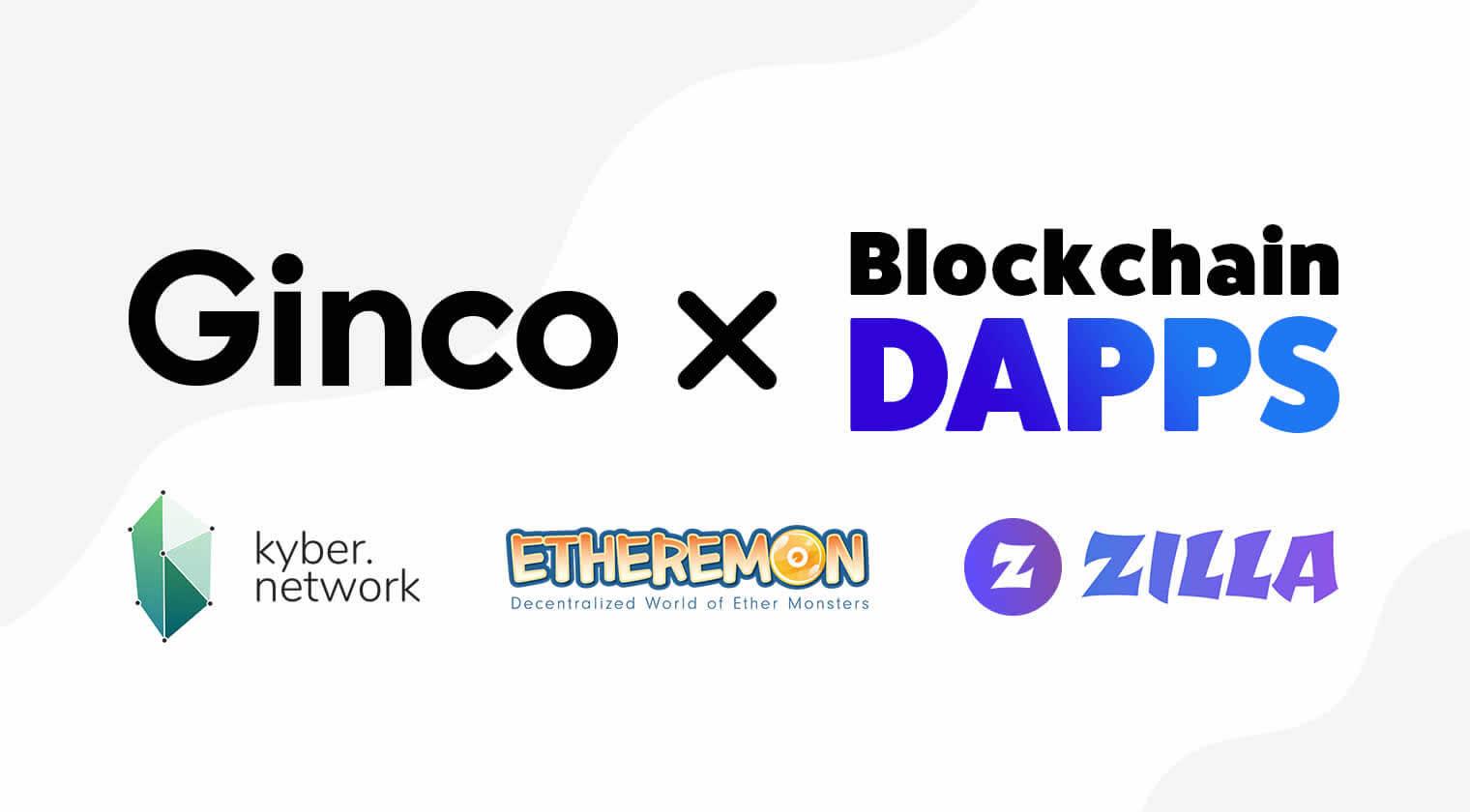 仮想通貨ウォレットのGinco、有力ブロックチェーン企業3社と提携