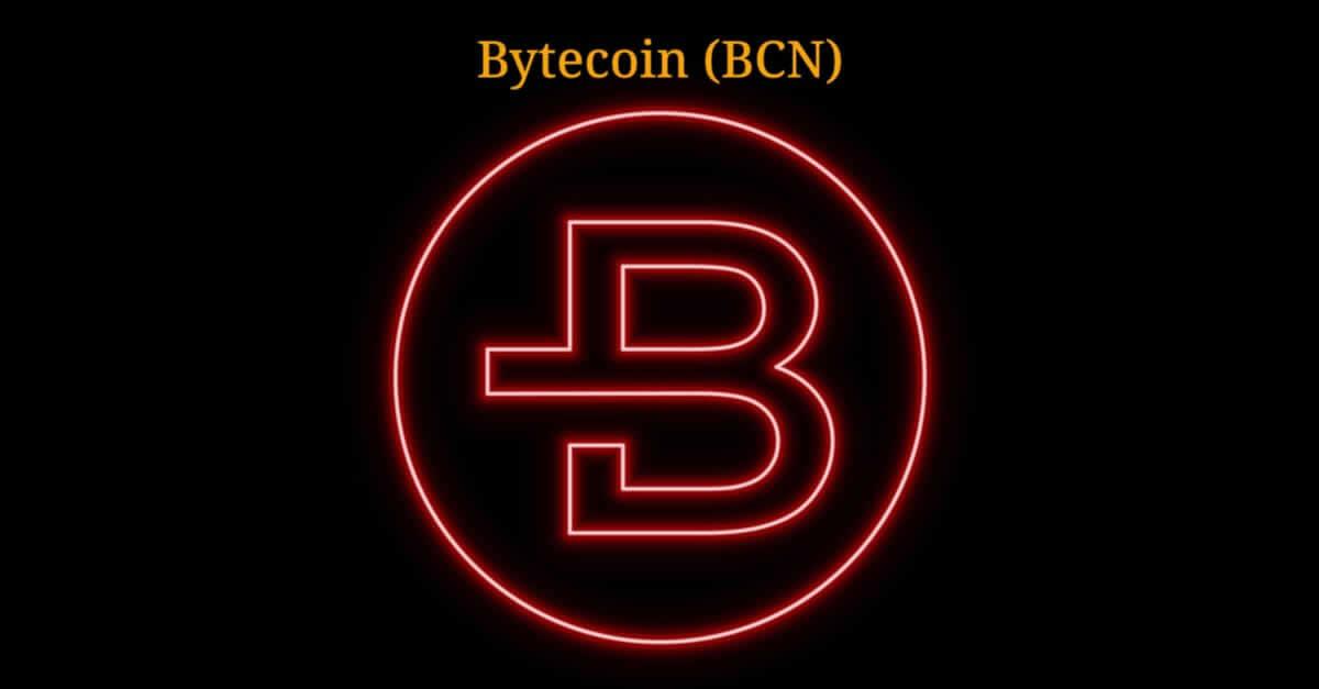 大手仮想通貨取引所バイナンスにBytecoin(BCN)が上場!