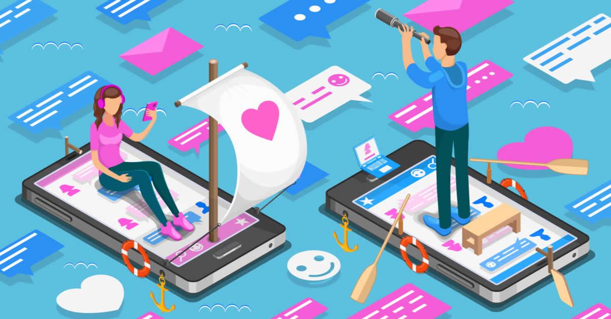 恋愛マッチングアプリの詐欺防止にAIとブロックチェーンを活用