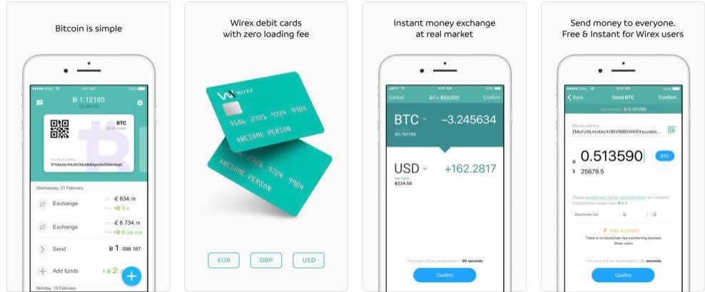 仮想通貨取引の便利アプリ!Wirexの特徴や使い方は?