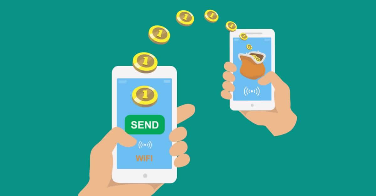仮想通貨取引所Zaif(ザイフ)で仮想通貨を受け取る方法は?