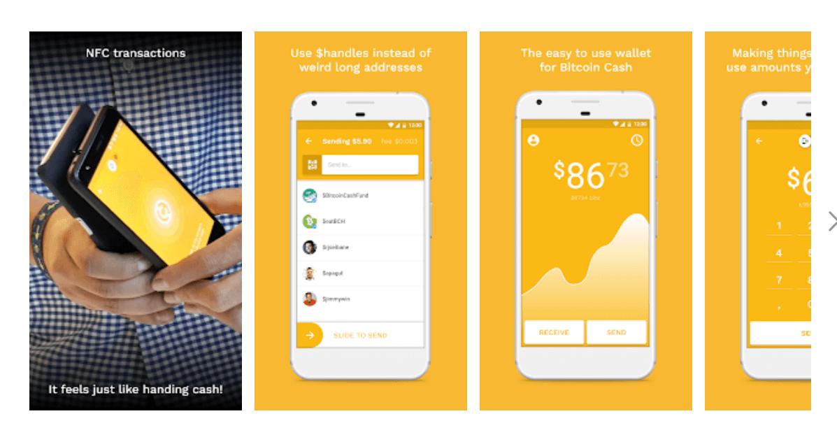 ビットコインキャッシュ決済ができるウォレットアプリ『HandCash』正式リリース