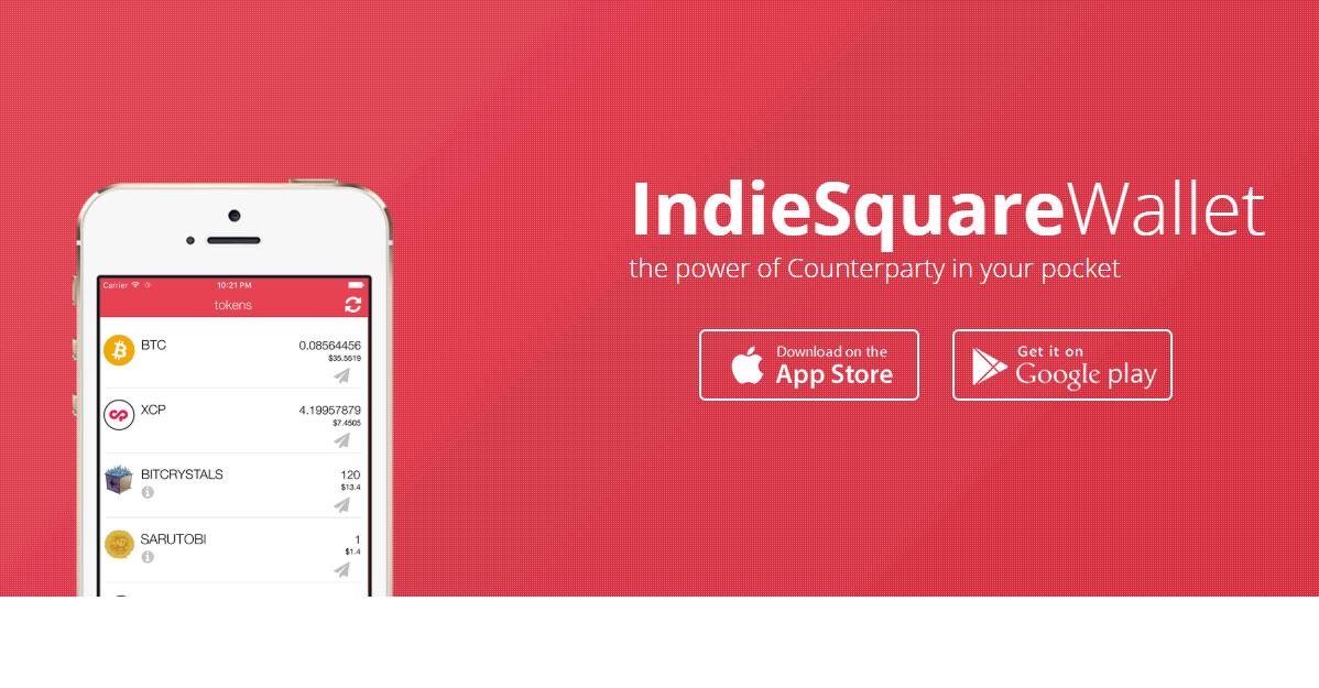 仮想通貨ウォレット「IndieSquare Wallet」、DAppsブラウジング機能を搭載
