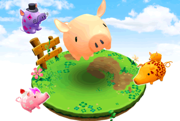 仮想の豚を育てて仮想通貨を稼ぐ!?くりぷ豚の始め方・やり方
