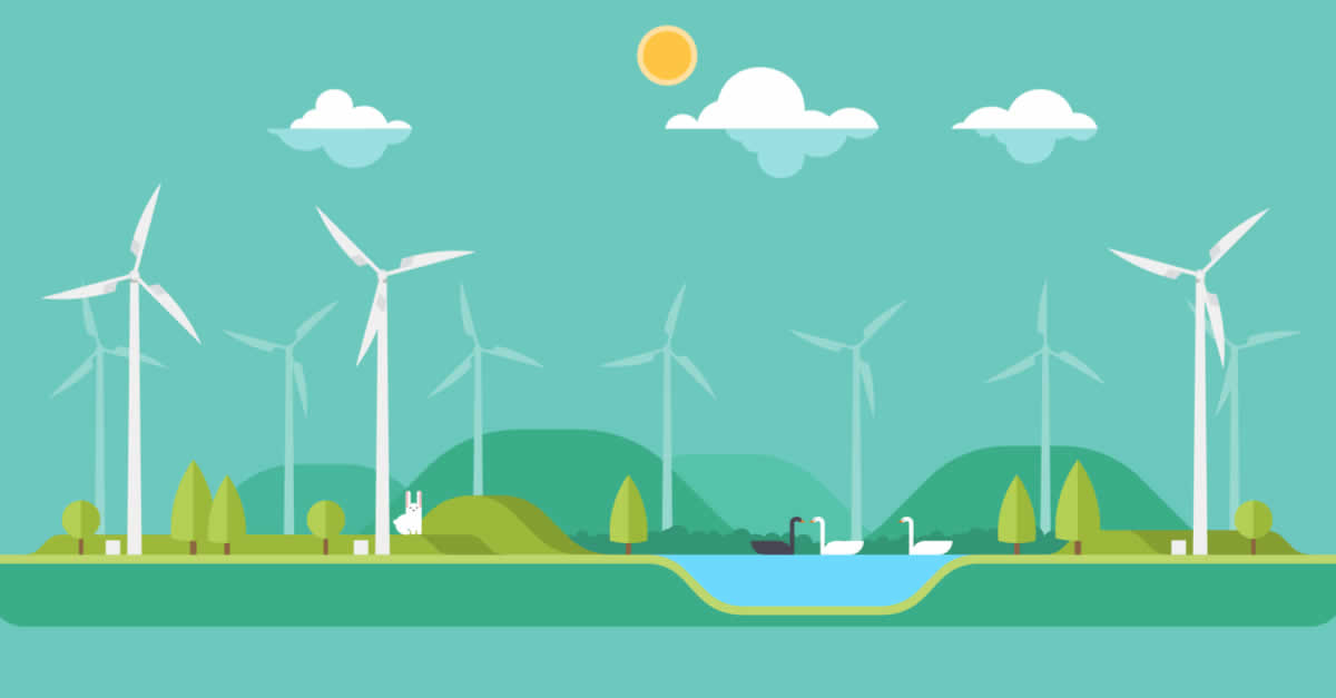 エストニアで風力発電を利用した仮想通貨マイニング開始!