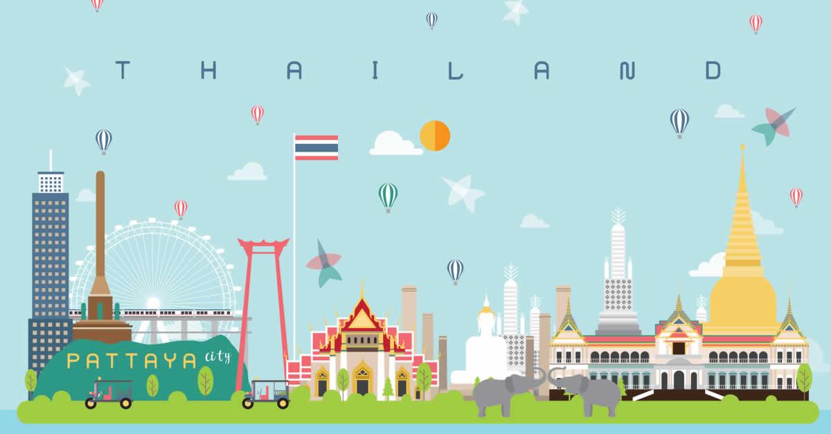 タイの中央銀行が独自通貨発行プロジェクト「Inthanon」始動!