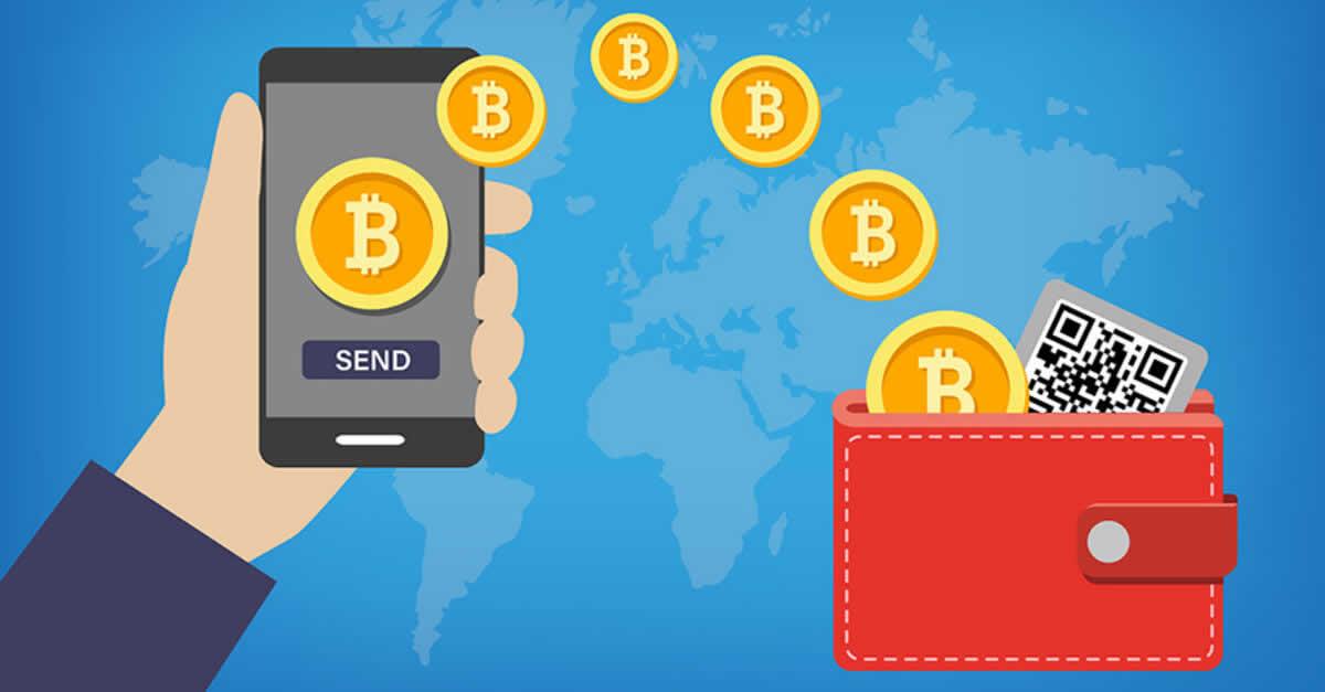 bitFlyer(ビットフライヤー)のウォレットで仮想通貨を受け取る方法は?