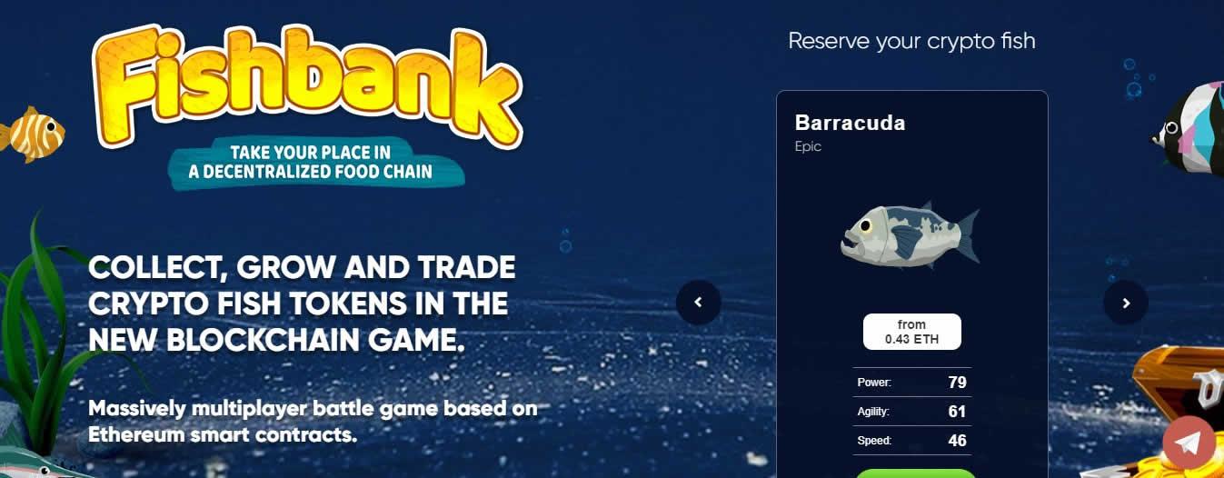 イーサリアムでクジラを飼育!?DApps「Fishbank(フィッシュバンク)」の特徴と遊び方は?
