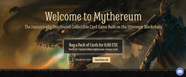 イーサリアムでカードバトル!DApps「Mythereum」の特徴や遊び方は?