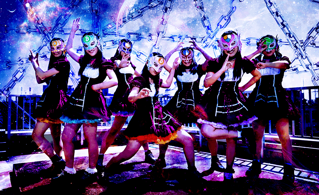 アイドル仮想通貨少女が西日本豪雨被災地支援の仮想通貨募金活動を実施!
