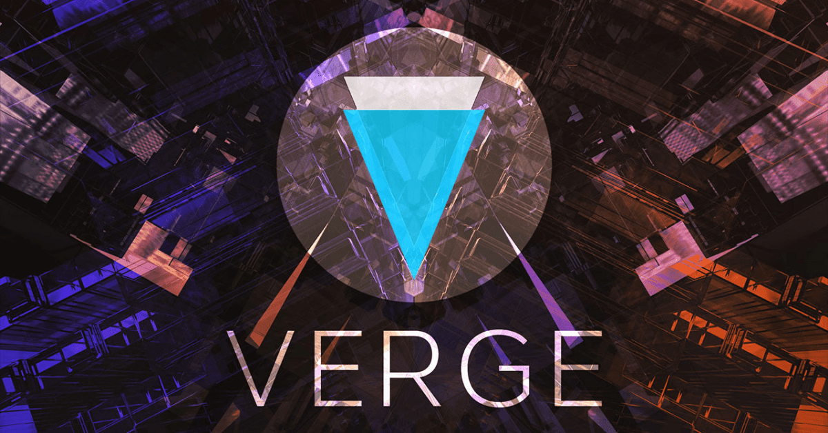 Verge(ヴァージ/XVG)が仮想通貨取引所Anycoin Directに上場!