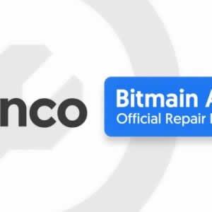 GincoがBitmain社の正規リペア認定を取得!販売・運用代行・修理をトータルでサポートする国内初のマイニング事業者に