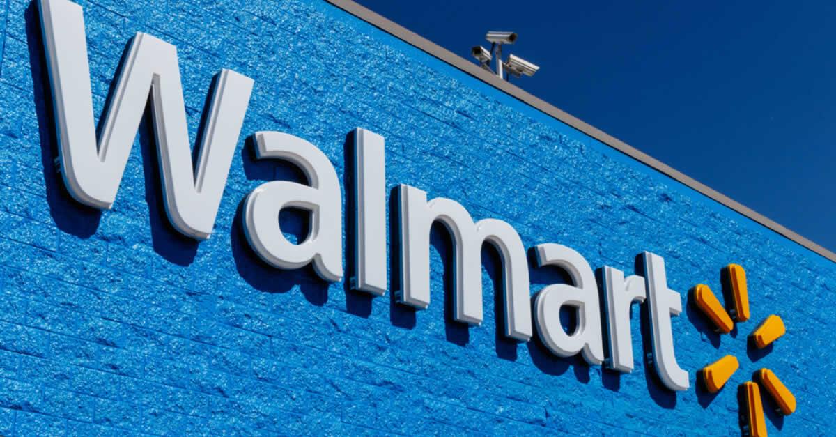 ウォルマートがブロックチェーン活用の特許を申請!無人配送やスマートホームでの活用目指す