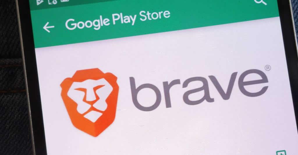 ブロックチェーン活用ブラウザアプリ brave がgoogle playストアにて