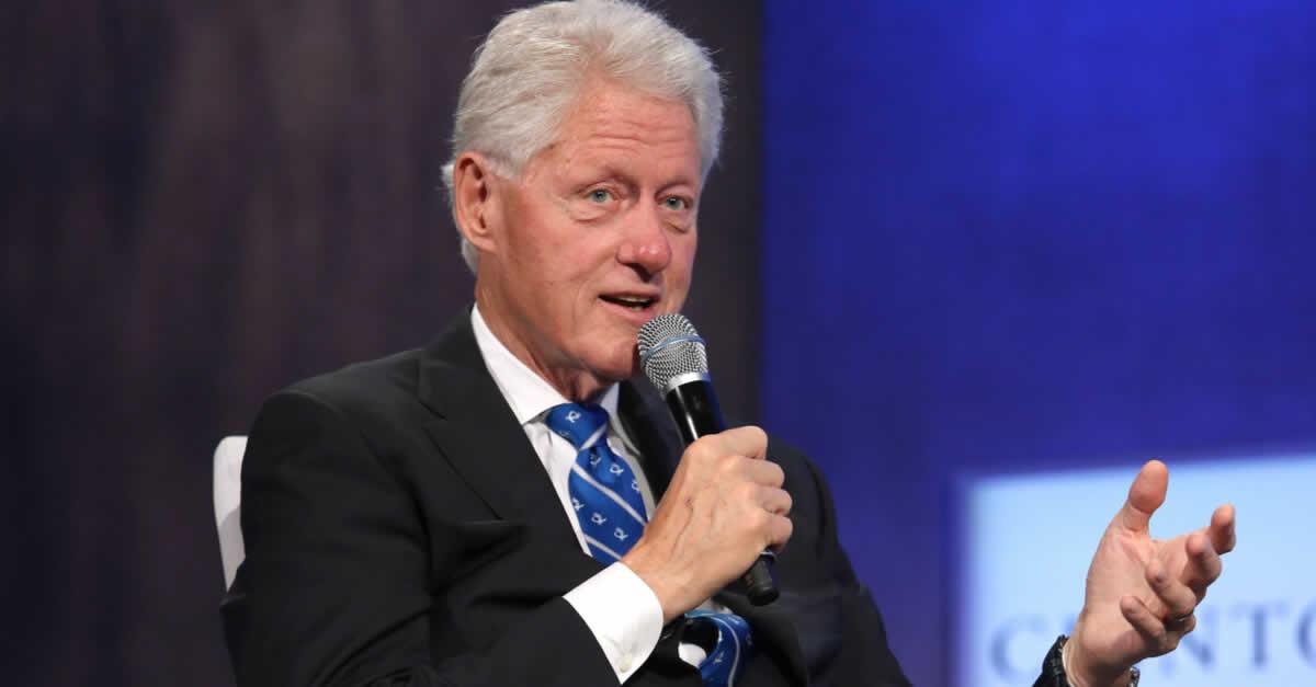 リップル社のカンファレンス「Swell」にビル・クリントン元大統領が登壇決定!