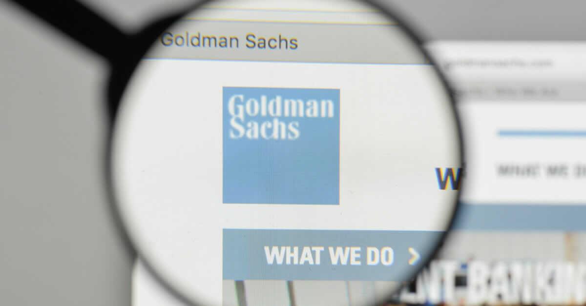 ゴールドマン・サックスが仮想通貨のカストディサービス提供へ!