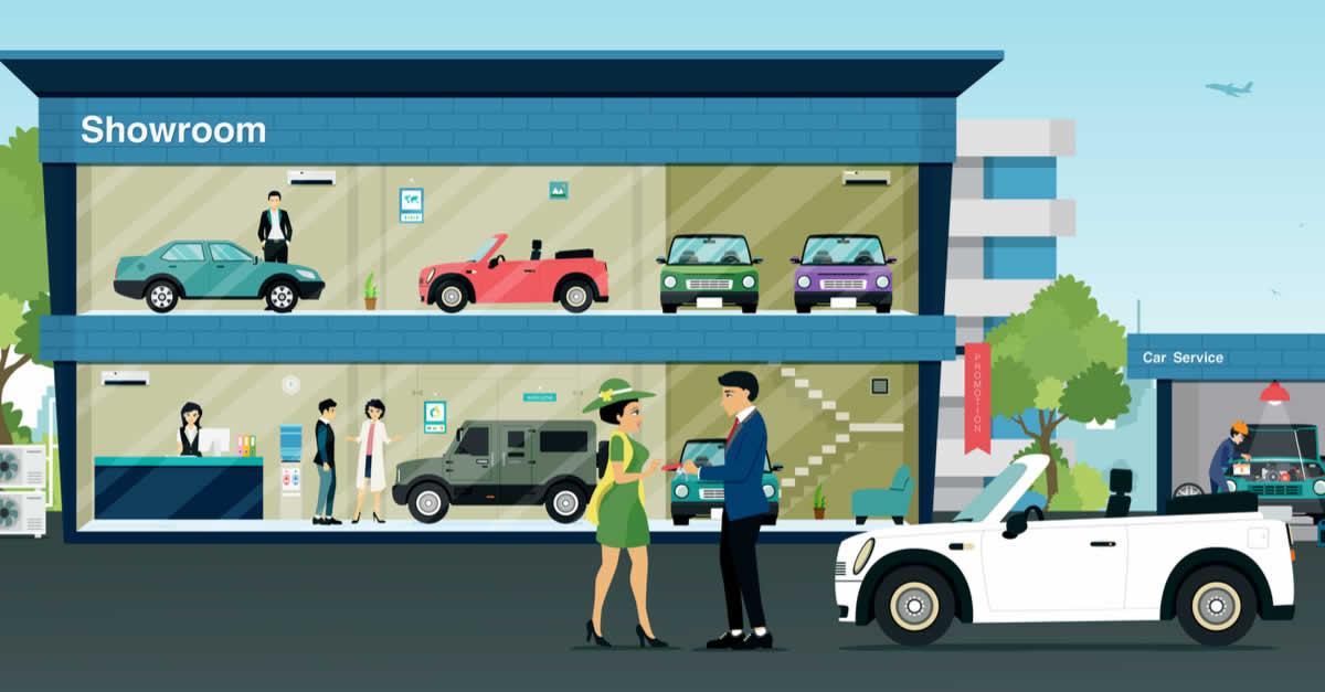 アメリカの高級車販売店でビットコイン(BTC)とビットコインキャッシュ(BCH)決済を導入!