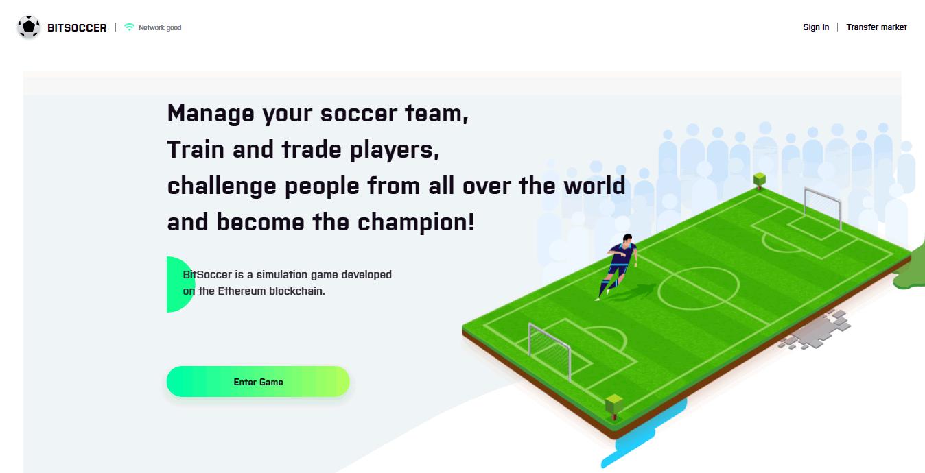 イーサリアムでサッカーシミュレーション!? DApps「BitSoccer(ビットサッカー)」の特徴と使い方は?