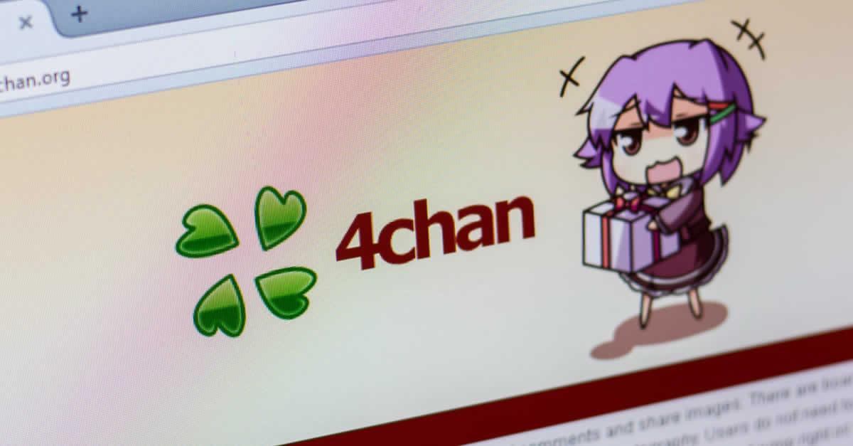海外の人気掲示板「4chan」がBTC、BCH、ETH、LTC決済を導入!コインベースの決済プラットフォームを活用