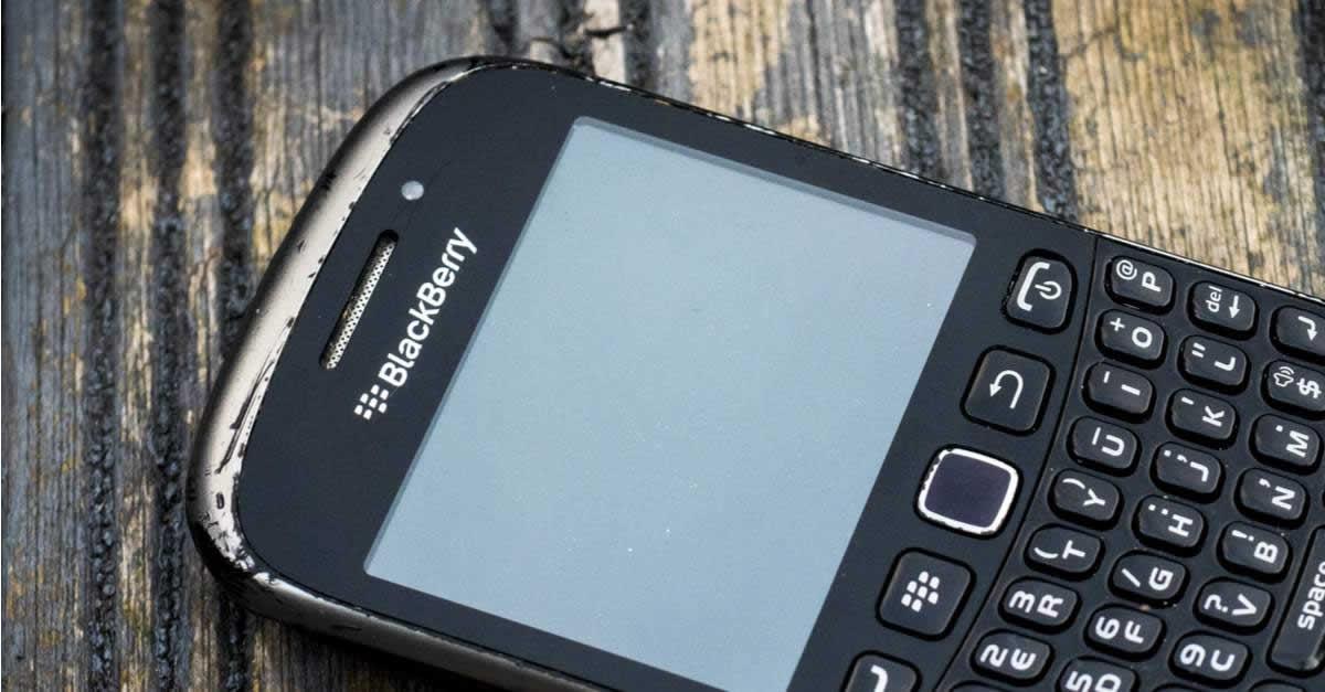大手携帯電話メーカーBlackBerry(ブラックベリー)がブロックチェーン活用の医療プラットフォーム開発へ!