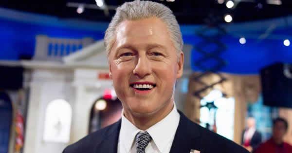 ビル・クリントン元大統領「ブロックチェーンの順列と可能性は驚くほど素晴らしい」