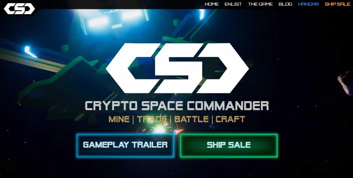 イーサリアムで宇宙船を飛ばそう!DApps「CRYPTO SPACE COMMANDER(クリプトスペースコマンダー)」の特徴と使い方は?