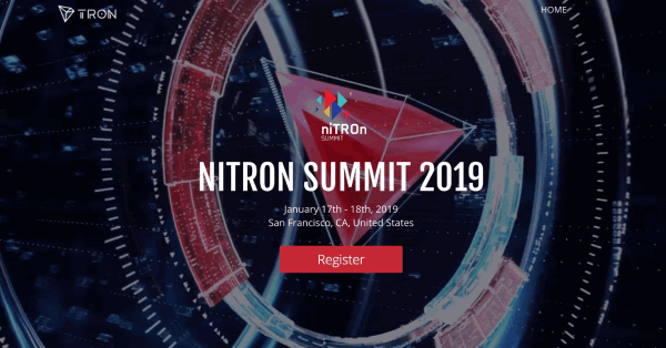 トロン(TRX)初のサミット「niTROn Summit 2019」がサンフランシスコで開催!元NBA選手のコービー・ブライアント氏も出演決定