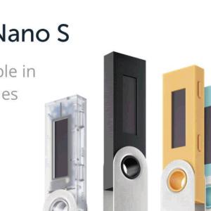 ハードウェアウォレット「Ledger Nano S」にカラフルな「Color Edition」が登場!ブラックとセット購入で最大30%オフに