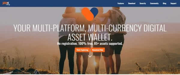 仮想通貨ウォレットアプリ「Jaxx(ジャックス)」が選ばれる3つの特徴