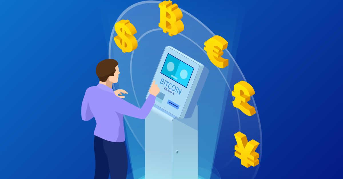 世界の仮想通貨ATM設置台数が4,000台へ!1日あたり6台設置
