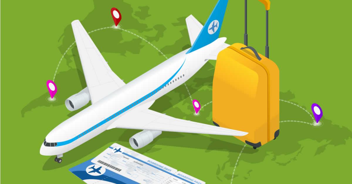 飛行機乗り放題サービスを提供するSurf Airがビットコイン(BTC)、ライトコイン(LTC)決済に対応!
