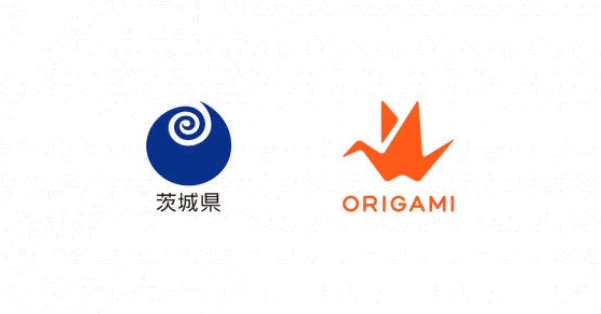 茨城県とOrigami、キャッシュレス決済の推進に関する連携協定締結